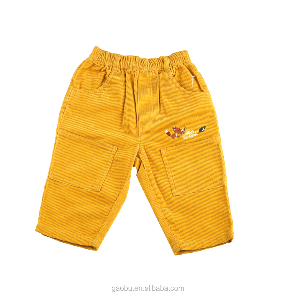 2017 summer children casual pants boys fashion Trousers