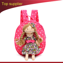 Funny Baby girls removable daily use school cute toto backpack