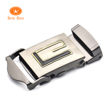 china suppliers wholesale custom fashion army belt metal buckle types of belt buckles with embossed letter attachments