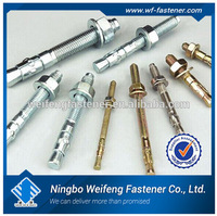 China High Quality Spring Nail Anchors Stainless Steel Concrete ...