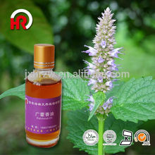 Factory supply patchouli body oil