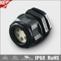 M20 Waterproof Power Cable Connector