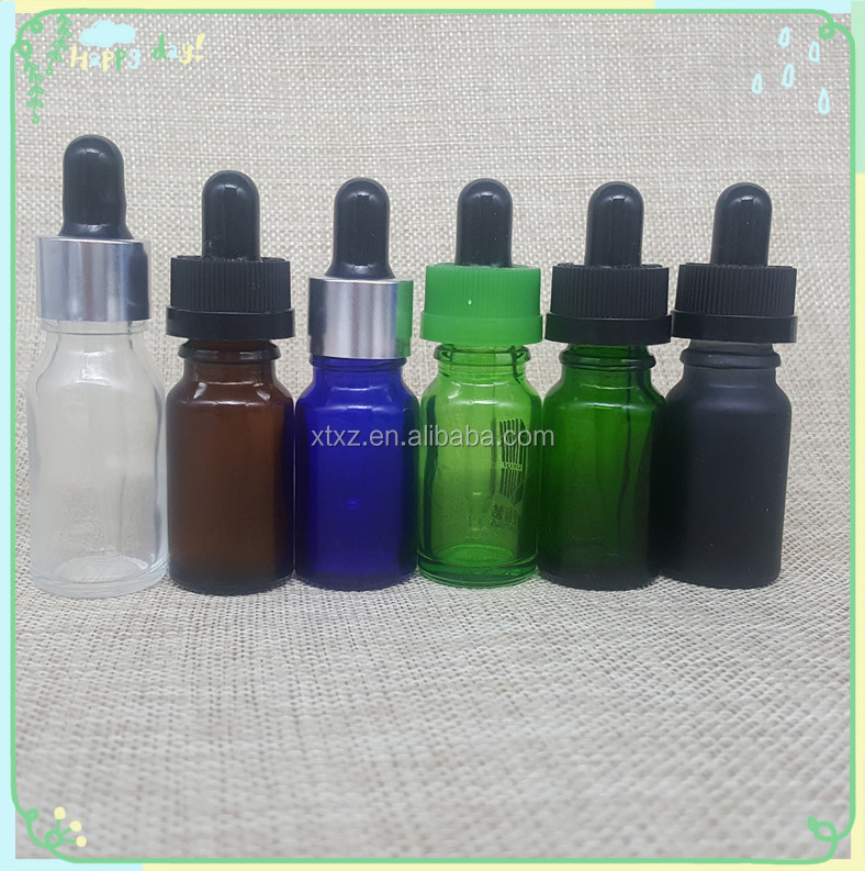 10ml e liquid bottle with tamper proof cap essential oil bottles 10 ml mini dropper bottle