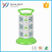 Switch Socket 2016 Socket Extension Outlet Power with USB