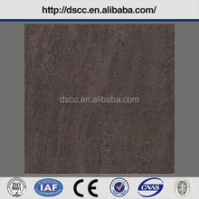 High quantity non-slip porcelain floor tile 600x600mm red vinyl floor tiles in foshan factory
