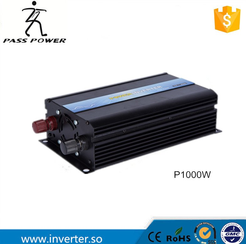 Solar panel inverter dc ac power supply inverter ,1000w solar power inverter