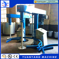 Chinese exports 45 KW high speed liquid lab high speed paint disperser