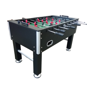 Professional soccer table MDF folding kids sport foosball table with Accessory Free