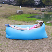Hot sale Inflatable Lounger Air Sleeping Bag