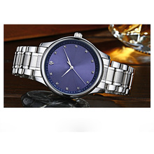 Alibaba hot sales all stainless steel chain wrist watch
