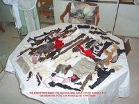 FUR SCRAPS FROM VARIOUS FUR SKINS
