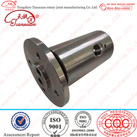 General Customized products 2 pass stainless steel rotary joints