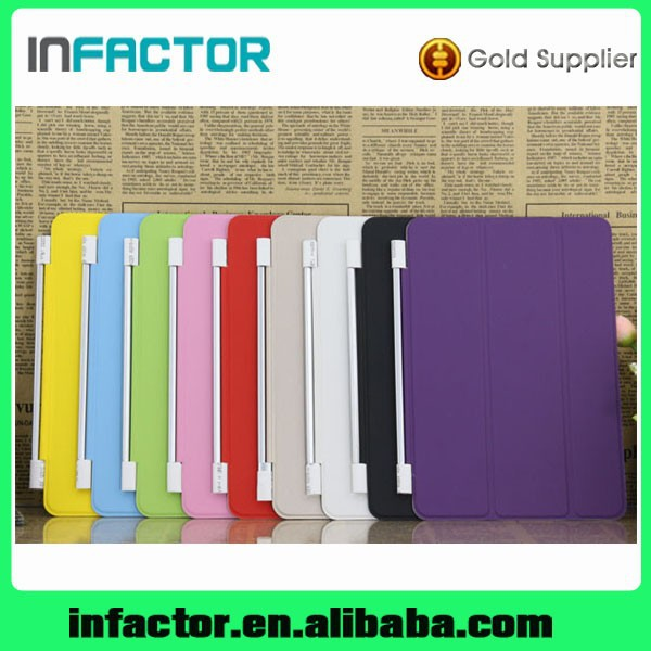 On sale for iPad mini 3 leather case wholesale with quality guaranteed
