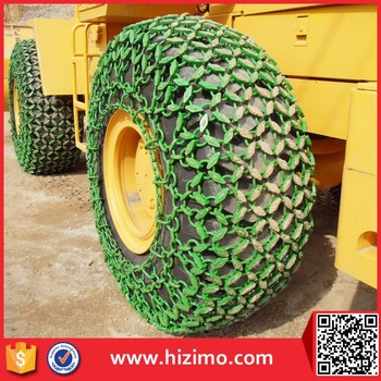High Quality Tire Protection Chain for wheel loader