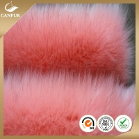 New hotsale products 2015 China sex girl or women fake animal fur
