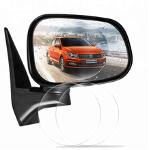 Rearview Mirror Waterproof Film Anti-fog PET Self Adhesive Film For Car Mirror