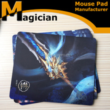 High quality printable rubber custom sublimation mouse pad