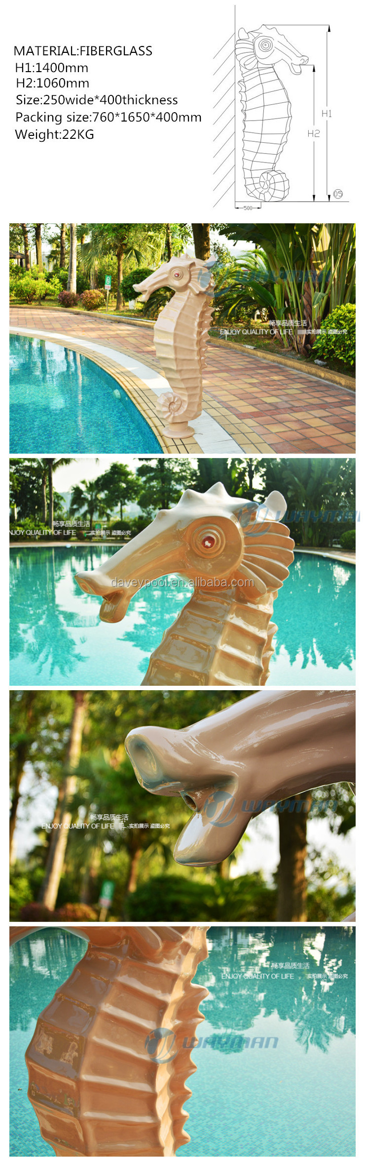 Stainless Steel Swimming Pool Water Curtain Gardening Outdoor Wall Fountain Waterfalls Buy
