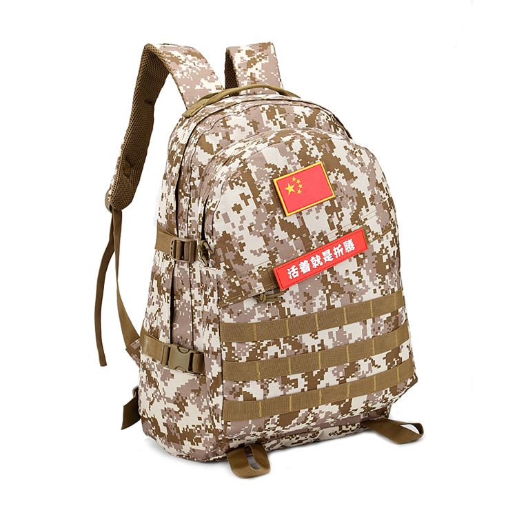 custom tactical Level 3 backpack medical military camouflage back packs army rucksack style backpacks military back pack