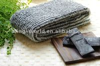 Ultra Absorbent Bamboo Charcoal Sports Beach Towel