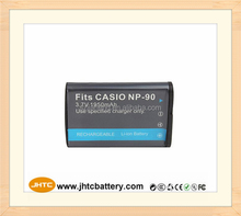 Rechargeable Camera Battery for CASIO NP-90 NP90 EX-H10 EX-H15 EX-H20G EX-FH10