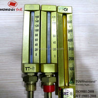 Mercury thermometer with Red or white liquid mercury price