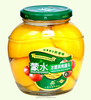 2017 Hot Sale High Quality And Taste Good Canned Yellow Peach in glass jars