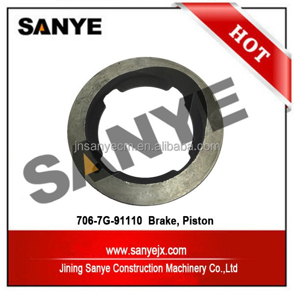 Genuine Excavator Spare Parts 706-7G-91110 Brake Piston for PC200-7 PC220-7 PC200LC-7 Swing Motor Parts