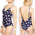 Summer Low MOQ Sexy Swimwear Necked Women Photos