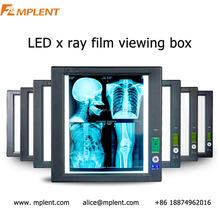 super slim medical led x ray film viewing box