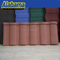 stone chip reduce noise galvanized iron roof sheet, tile roofing of construction material, aluminum zinc roofing tile