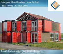 High quality shipping container houses made in China