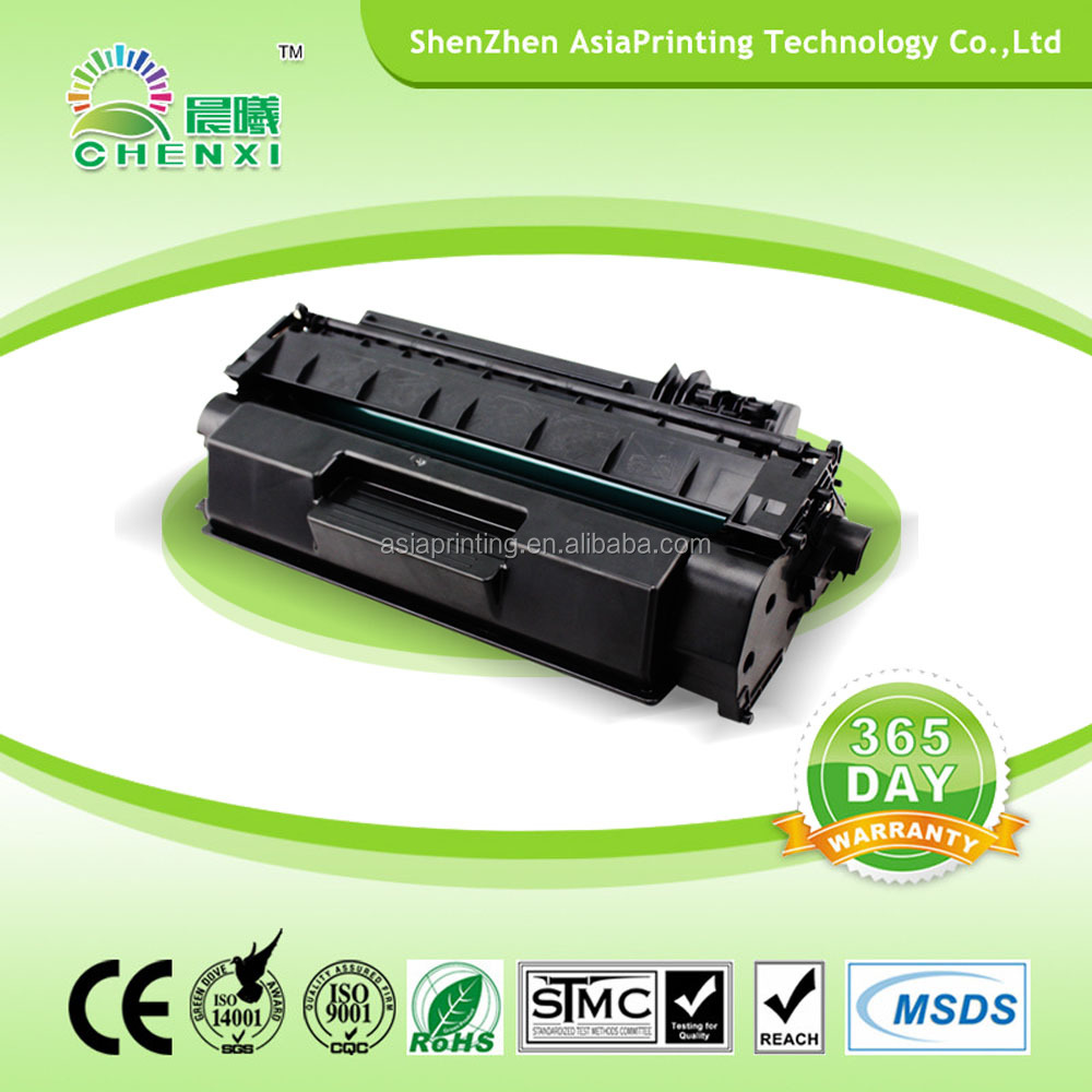 Chip for hp colour cf 400 a cf 400 m252dw m 277n m 252 mfp 252 n - Printer Cartridges For Hp Ce505a 05a Black Toner Cart Laserjet P2035
