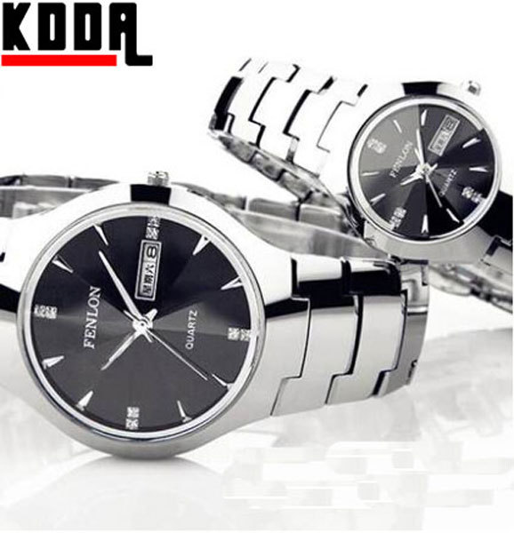 Authentic tungsten steel men's watch new products on china market 2014 trand