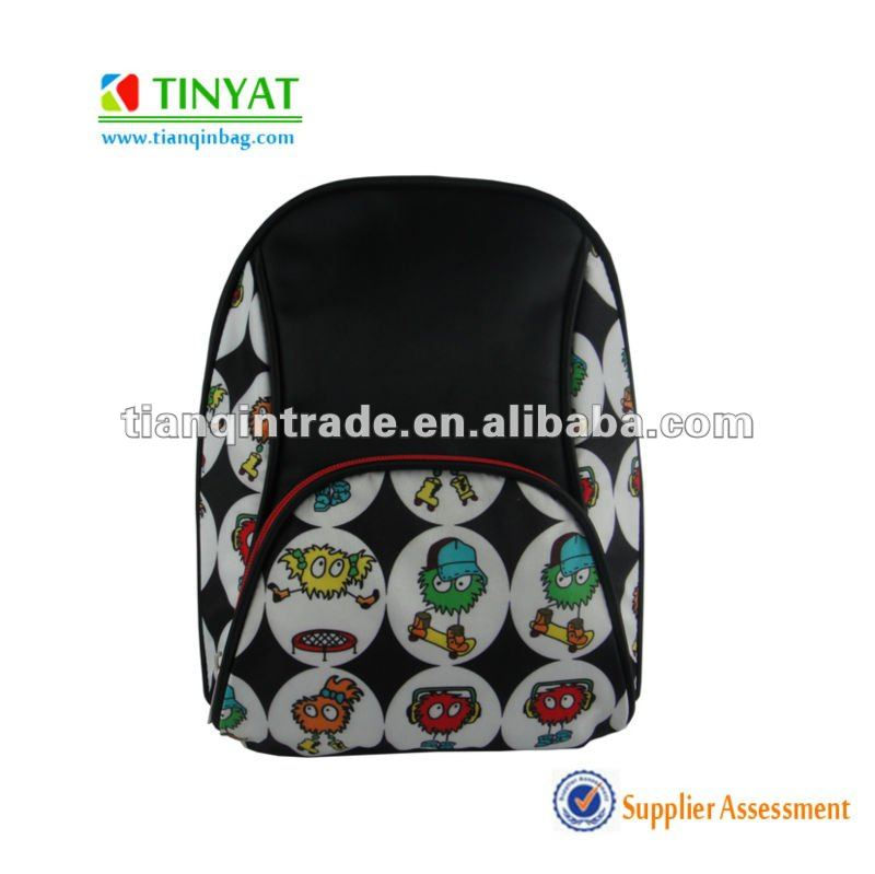 Hot sale cartoon school bag for kids