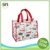 In many styles reasonable price laminated reusable shop bag