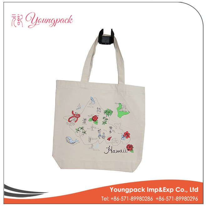 Customize Promotional Canvas Sports Bag