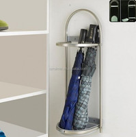new metal folding indoor umbrella holder for home