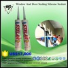 Window And Door Sealing Silicone Sealant Manufacturer
