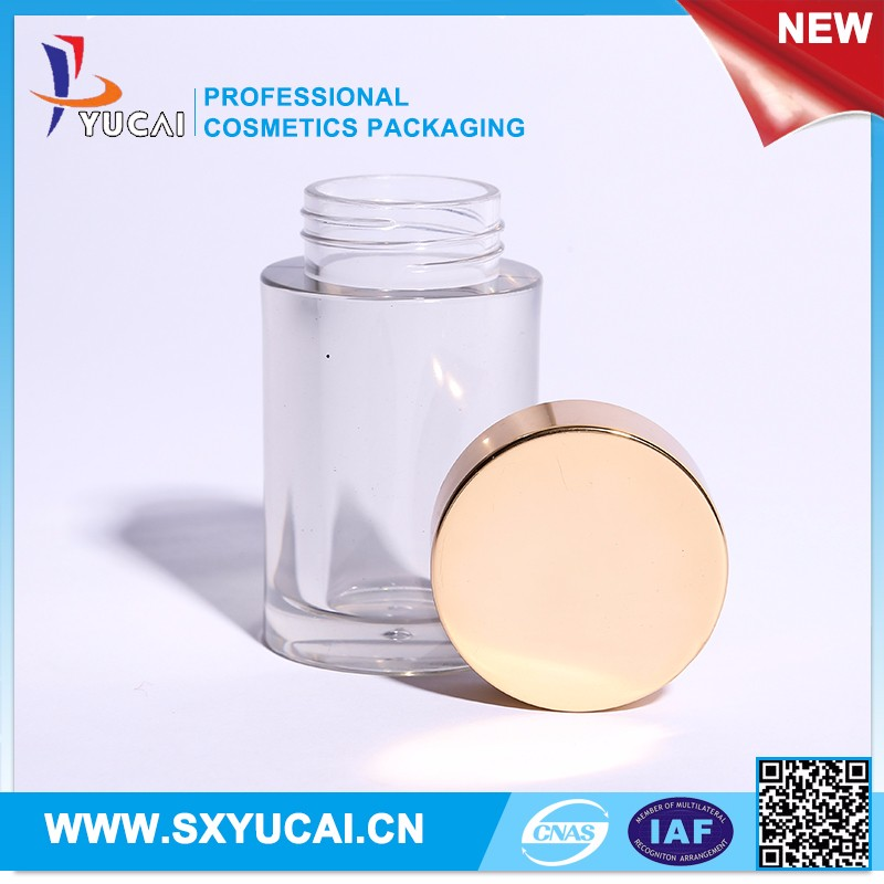 China wholesale plastic 50ml sealable vitamine bottle empty pill container
