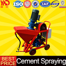 Hot Small Manual Plastering Machine for Wall