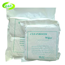 ISO 5 (Class 100) lint free clean cloth Cleanroom Wipers (EGS-WIP4004 LE)