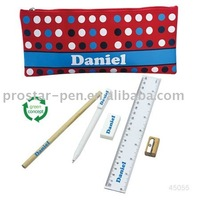 Promotional Stationary Set With Pen Ruler