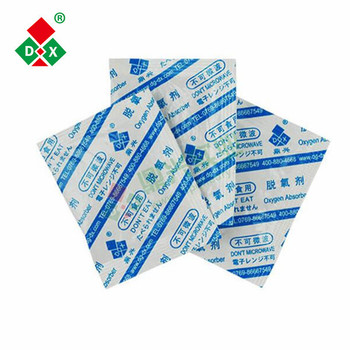 Iron Powder Oxygen Absorbers packet 30cc
