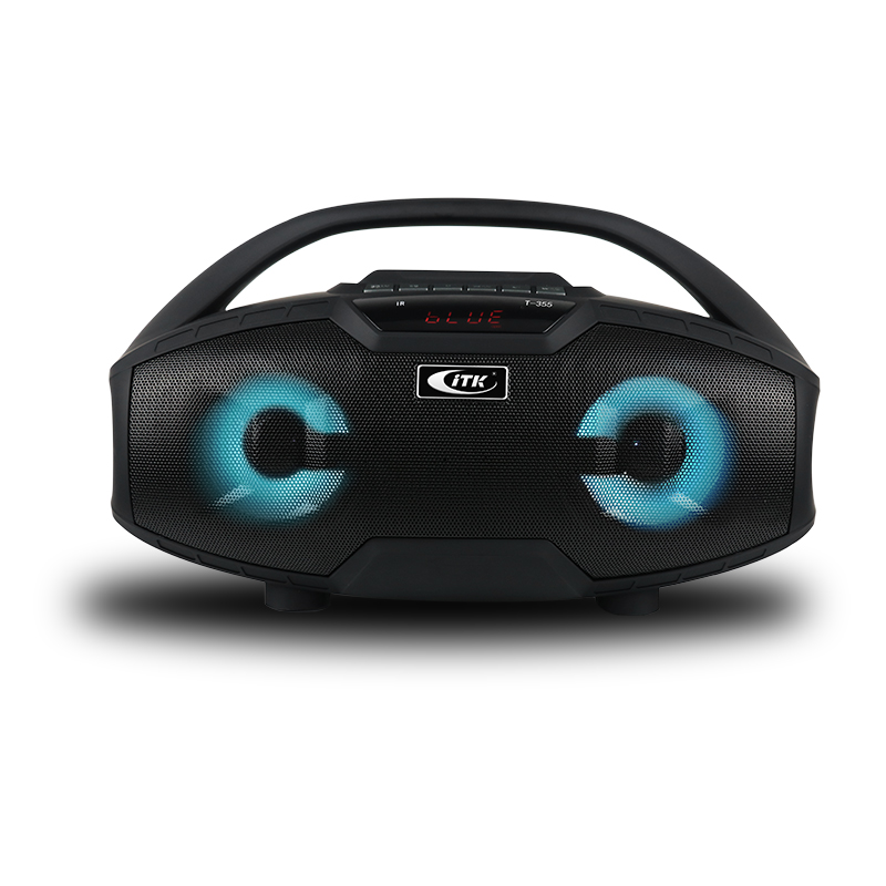 Wireless 10w Bluetooth 4.2 Speaker Column Vibrating Portable High Power Bluetooth Speakers Boombox Waterproof Speakers With Fm Portable Speakers