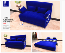 2015 New design bed room furniture sectional sofa bed on sale made in china