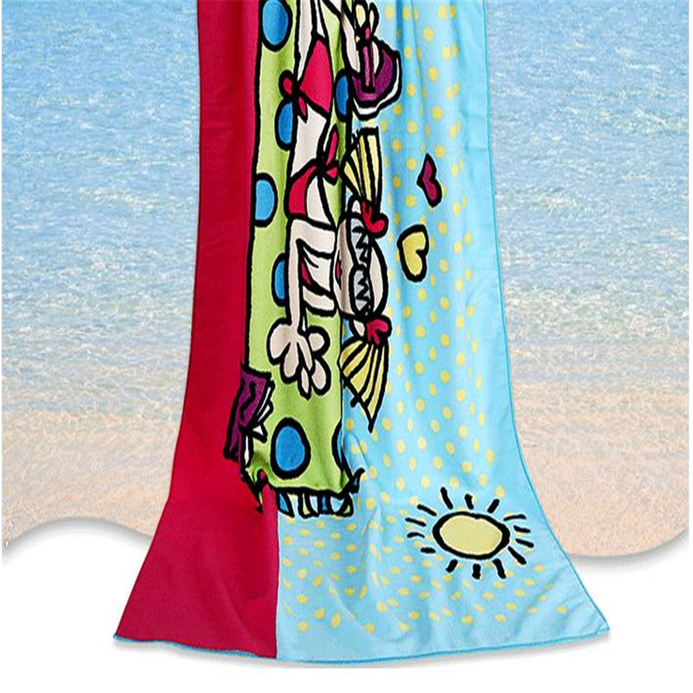 luxury quality unbeatable good looking beach towel
