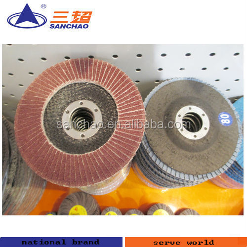 4.5inch Grinding Disc for Wood Polishing