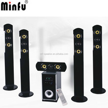 Home theater system type 5.1 Home audio with promotional price