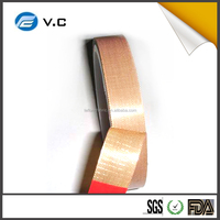 China professional manufacturer electronically heat insulation teflon glass tape